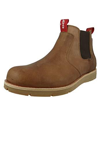 Hombres Levi's® Hombres Marrón Jax Marrón Jax Boots Jax Levi's® Boots Boots Marrón Levi's® Hombres CRRXxq