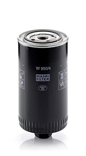 MANN-FILTER Oliefilter W 950/4 – voor auto's en bedrijfsvoertuigen
