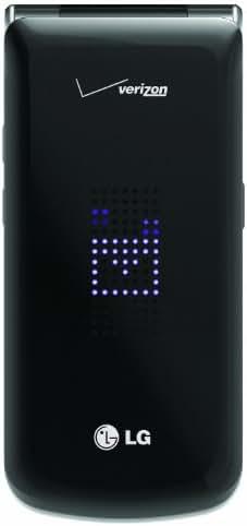 LG Exalt, Black (Verizon Wireless)