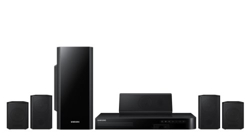 (Samsung HT-H5500W 5.1 Channel 3D Blu-Ray Home Theater System (2014 Model))