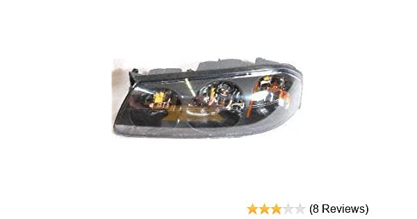 d7445e41ec Amazon.com  00-04 CHEVY CHEVROLET IMPALA HEADLIGHT LH (DRIVER SIDE ...