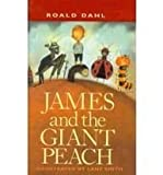 James and the Giant Peach, Roald Dahl, 075695911X