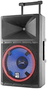 Altec Lansing ALP-L2200PK Lightning Series Indoor Outoor Ultra Powerful Bluetooth 2200 Peak Watt Speaker