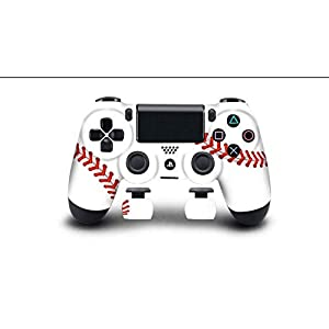 Baseball Playstation 4 PS4 Dual Shock 4 Wireless Custom Controller (Baseball)