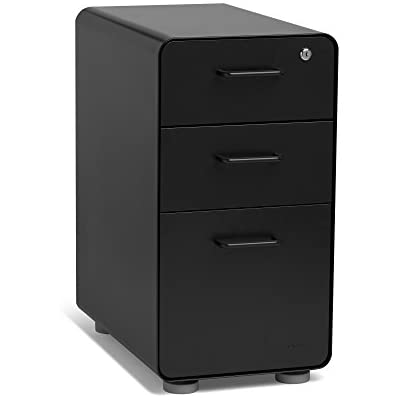 poppin-black-slim-stow-3-drawer-file