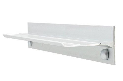 """Atlas 18"""" Aluminum Marker Tray"""