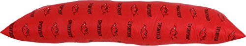 College Covers Arkansas Razorbacks Printed Body Pillow, 20'' x 60'' by College Covers (Image #2)