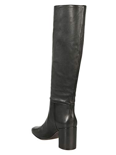 49355006 Leather Burch Tory Boots Women's Black 04AEaYq