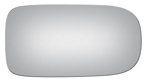 1995 - 2006 Jaguar XJ12 Vaden Plas XJ6 XJR XK8 XKR Passenger/Right Side Replacement Mirror Glass W/O Backing Plate by Mirrex