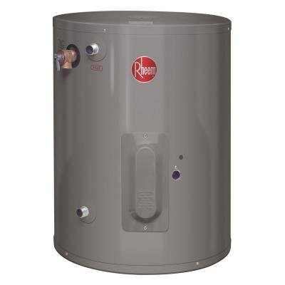 Performance 20 gal. 6 Year 2000-Watt Single Element Electric Point of Use Water Heater (Tank Rheem Water Heater)