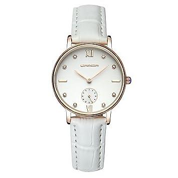 Relojes Hermosos, SANDA Mujer Reloj de Vestir Reloj de Moda Reloj de Pulsera Japonés Cuarzo