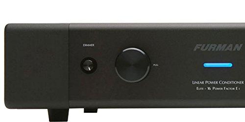 Furman ELITE-16 PF E I 16A Home Theater Power Conditioner with Power Factor, 230V