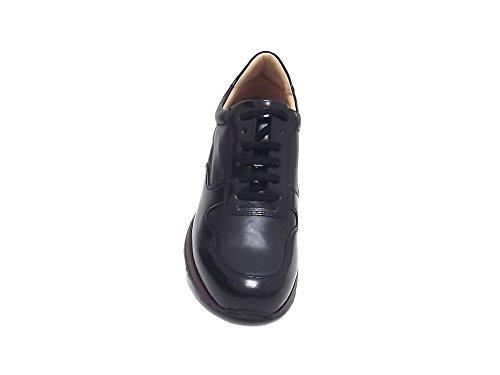 20359 scarpa nero A7102 pelle uomo Soldini w7gqxOw