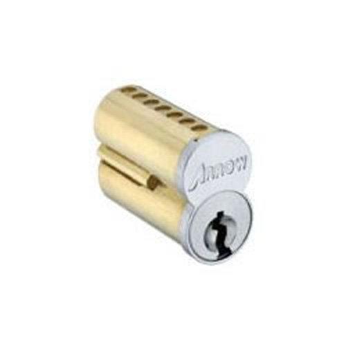 - Arrow Lock 7100CRP Satin Chrome Brass 7-Pin Pointe Interchangeable Uncombinated Core, LB Keyway (Pack of 1)