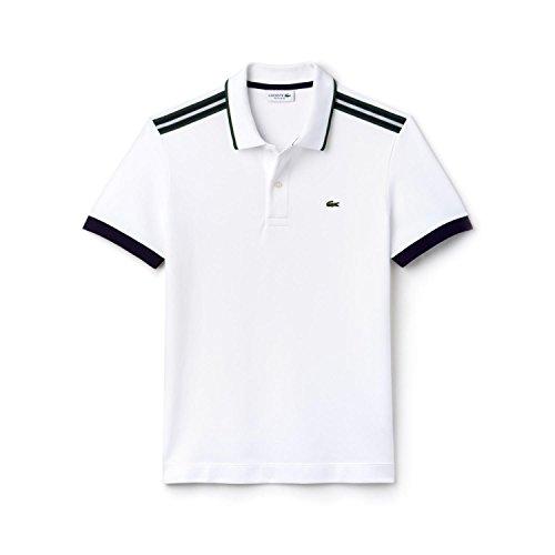 Polo Lacoste Ph6392 M White c Jug 6f6RPgqawc
