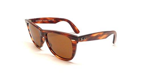 Ray Ban RB2140 954 50 Light Tortoise Wayfarer Sunglasses Bundle-2 - Rb2140 Tortoise
