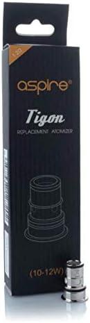 Genuine Aspire Tigon Coils – 5 Pack [1.2ohm]