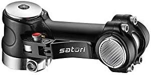 Satori Pot ET-2 Gira 90 * 25,4/31,8 Negra Mate