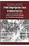 From Congregation Town to Industrial City : Culture and Social Change in a Southern Community, Shirley, Michael, 0814780865