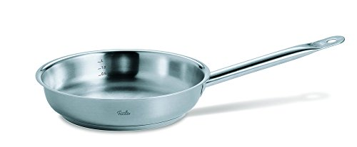 Fissler FIS1463 Original Pro Collection Frypan, 12.6-Inch, Stainless Steel