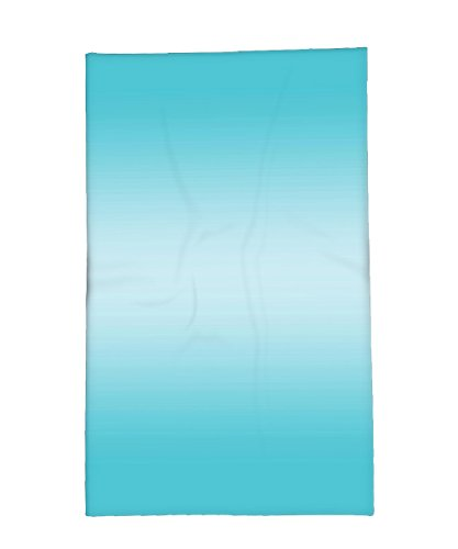Modern Day Aladdin Costume (Interestlee Fleece Throw Blanket Ombre Open Blue Sky on a Spring Day Inspired Blue Colored Modern Design Room Decorations Turquoise)