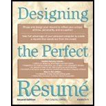 Designing the Perfect Resume (2nd, 00) by CPRW, Pat Criscito [Paperback (2000)]