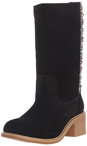 Mojo Moxy Womens Palacio Western Boot Black