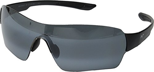 Maui Jim Unisex Night Dive Matte Black/Neutral Grey - Maui Styles Jim New