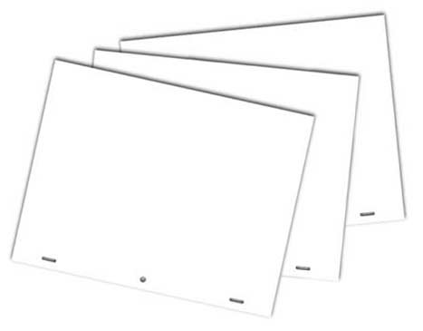 Animation Bond Paper Acme Hole Punch 8.5 X 11 (50)