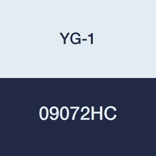 YG-1 09072HC HSS End Mill 5 Length Center Cutting TiCN Finish Extra Long Length 6 Flute 1//2
