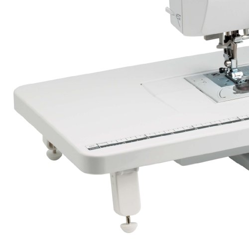 Brother Project Runway CE7070PRW 70 Stitch Computerized Sewing model using diverse Table property Kitchen Features