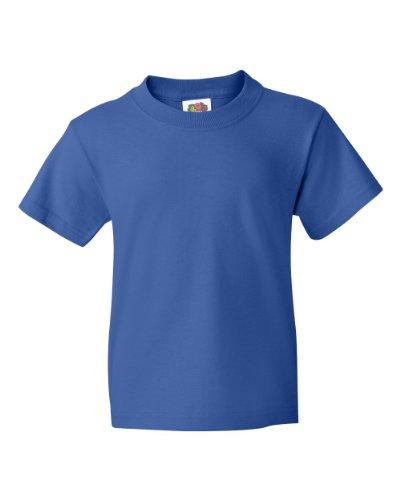 Royal Blue Boys Shirt - 4