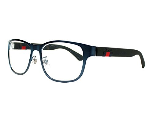 Gucci - GG0013O-003 Optical Frame METAL by Gucci