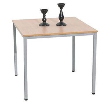 Eternity de Muebles de Comedor Cocina Mesa Mesa 80 x 80 cm Madera ...