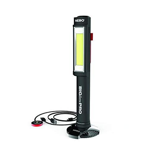 Nebo Big Larry Pro - 6640, 500 Lumen Flashlight
