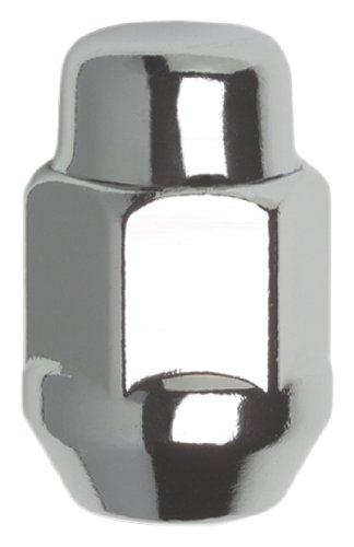 Gorilla Automotive 91138 Acorn Bulge Lug Nuts – 12-Millimeter by 1.50 Thread Size  – Box of 100