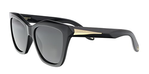 0b09562e6c3b Givenchy 7008 S QOL Black 7008 S Square Sunglasses Lens Category 3 ...
