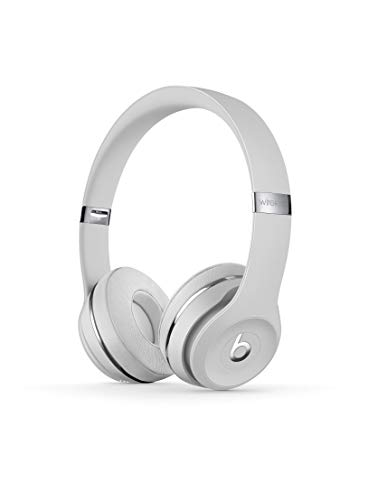 Beats Solo3 Wireless On-Ear Headphones - Satin Silver