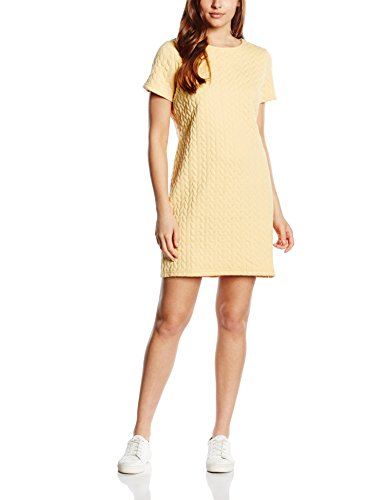 Pepa Loves, DRESS CABLE LEMON - VESTIDO para mujer Yellow