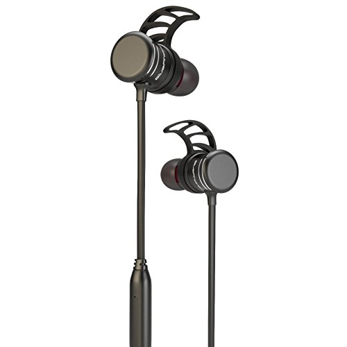 Bluephonic Bluetooth Headphones - Magnetic Wireless Earbuds