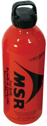 MSR Liquid Fuel Bottle, - Stove Msr White Gas