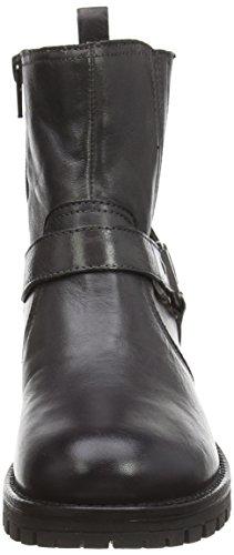 Marc ShoesAbby - botas de combate de caña baja forradas Mujer Gris - Grau (asphalt 120)