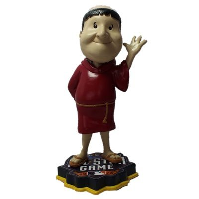 2016 MLB All-Star Game Swinging Friar San Diego Padres Mascot Bobble head National Bobblehead HOF Exclusive Bobblehead - Numbered to 144
