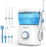Homgeek Upgrade Water Flosser, Oral Irrigator, Water Pick, Dental Water Flosser, Anti Leakage