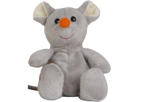 Calor de Habibi-mini ratón - animal de peluche para ...