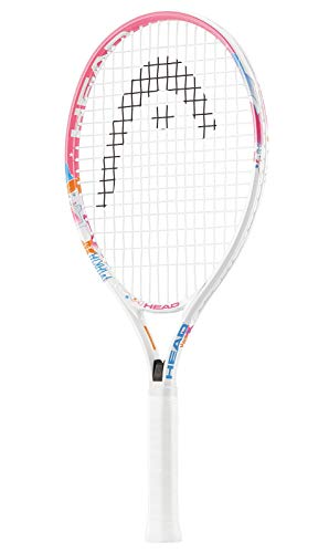 HEAD Maria 21 Inch Junior Tennis Racquet White/Pink