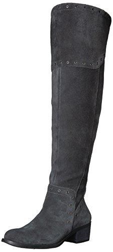 Wide Camuto Women's Knee Boot Over Granite Vince The Calf Peak BESTAN RAZxzzwq