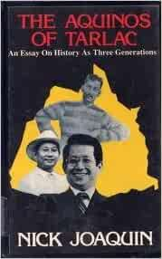 ninoy aquinos essay Philippines: aquino's doubtful legacy on rights no real progress on justice for serious abuses share print (new york) in his introductory essay.