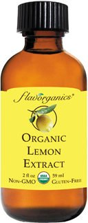 lemon extract alcohol free - 7