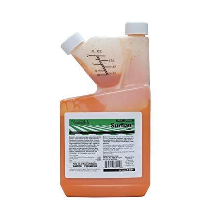 Surflan Pro Herbicide 1 Quart Oryzalin 40.4% Pre-emergent Weed Control 6 Months